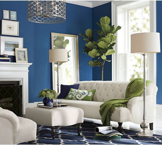 lamps for living room where to buy pictures a pair of matching floor do or don t jones design co as with our because the placement furniture there isn lot space an end table two keep things clean and streamlined