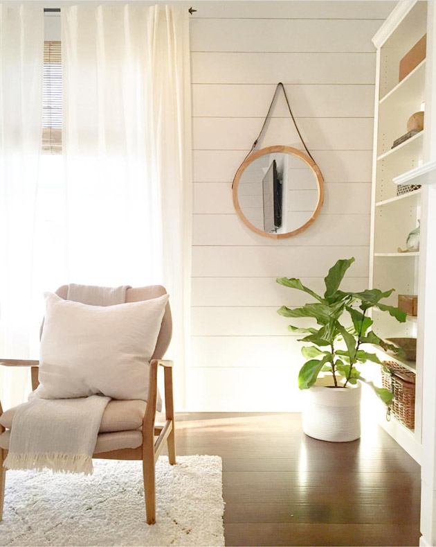 white curtains for living room color decoration the best hint they are long and inexpensive