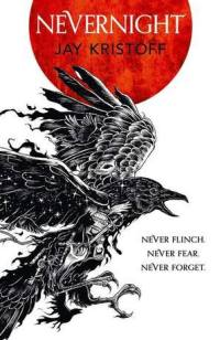 Nevernight written by Jay Kristoff