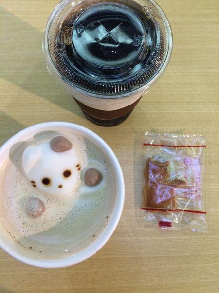 ねこコーヒー