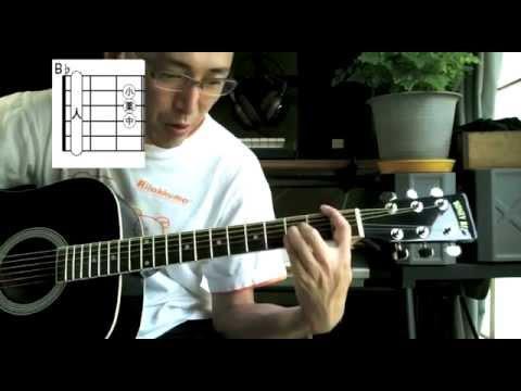 ギターコードの弾き方(初心者のためのギター講座)