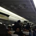 背もたれ原因で中国人女性が機内で大ゲンカ→逮捕
