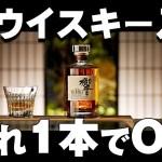 🔰[超初心者向け] ウイスキーが気になったら最初に見る動画 [基礎知識完全インストール] (With Korean subtitles)