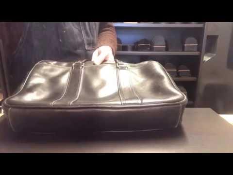 初心者でもできる!バッグの日常ケアの基本中のキホン。メンテナンス4