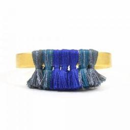 bracelet poupée rousse