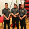 Firefighters Attend NPSD Career Day