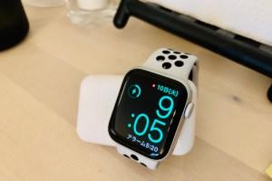 アップルウォッチ,AppleWatch,モバイルバッテリー,充電器,nuper