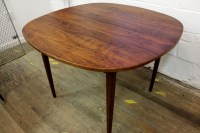 Mid-Century Solid Teak Dining Table | 29royal
