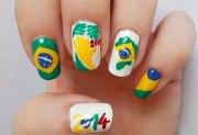 brazil-inspired beauty