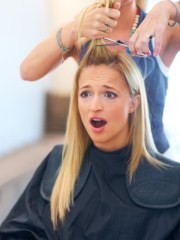 5 ways disguise bad haircut