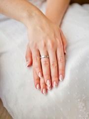 favourite wedding day nail
