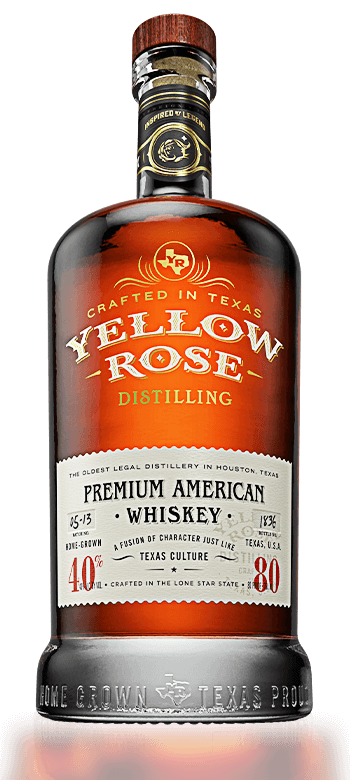 Yellow Rose Distilling  Houstons First Legal Whiskey