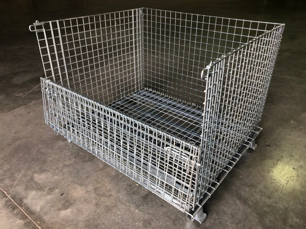 Wire Mesh Baskets Industrial