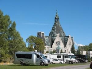 Pilgrims' Campground