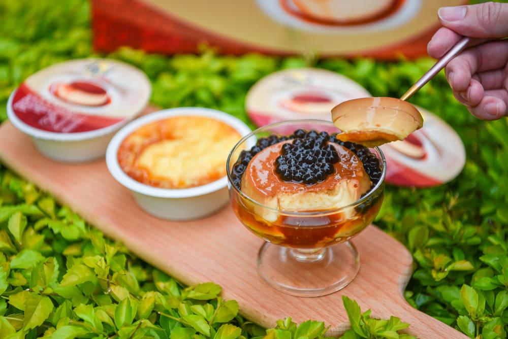 方蘭川焦皮布丁:台南安平區美食-可宅配送到府的台南伴手禮傳統手工布丁