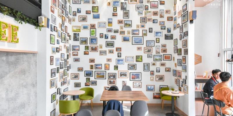 楽咖啡FUN COFFEE:台中西區美食-鄰近公益路商圈的平價早午餐咖啡廳,環境舒適寬敞,用餐不限時間、無低消,並提供插座及WIFI!