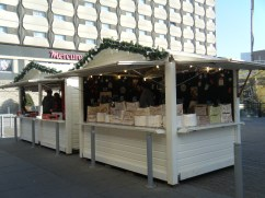 Des produits diversifiés au Village de Noël de Rennes