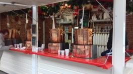 L'incontournable vin chaud au Marché de Noël