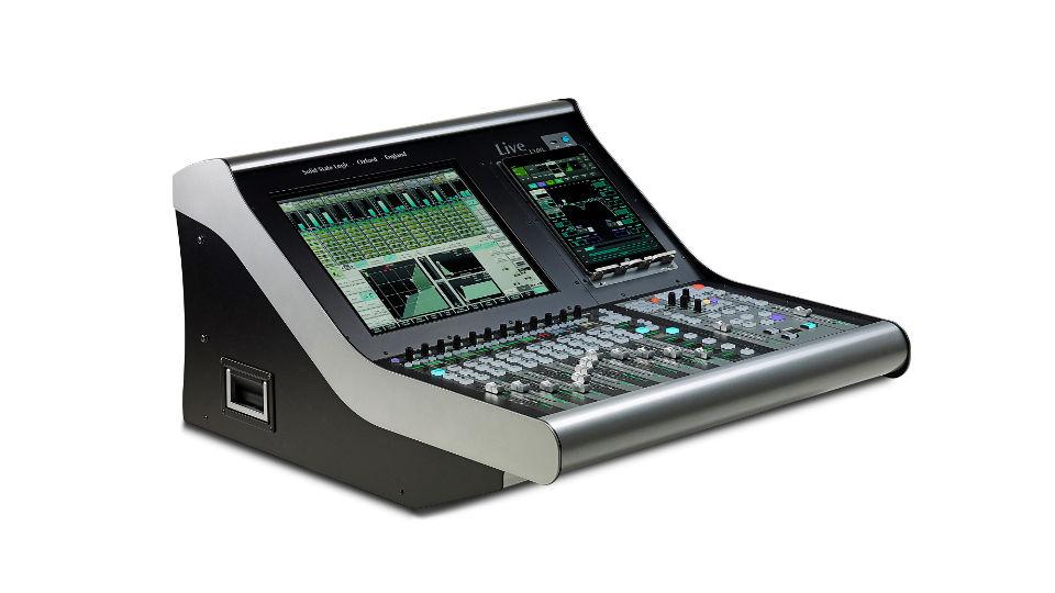 Solid State Logic Live L100 Digital Console