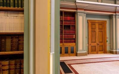 K-array enhances historic RSC Library event venue