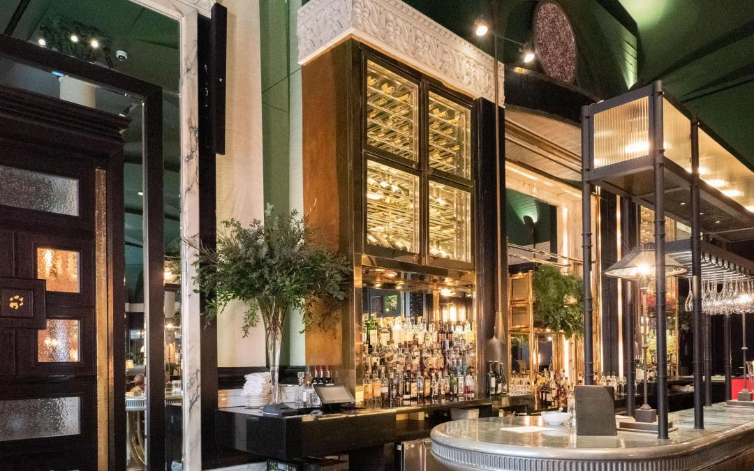 Fine dining, fine sound at Tom Kerridge's Bar & Grill