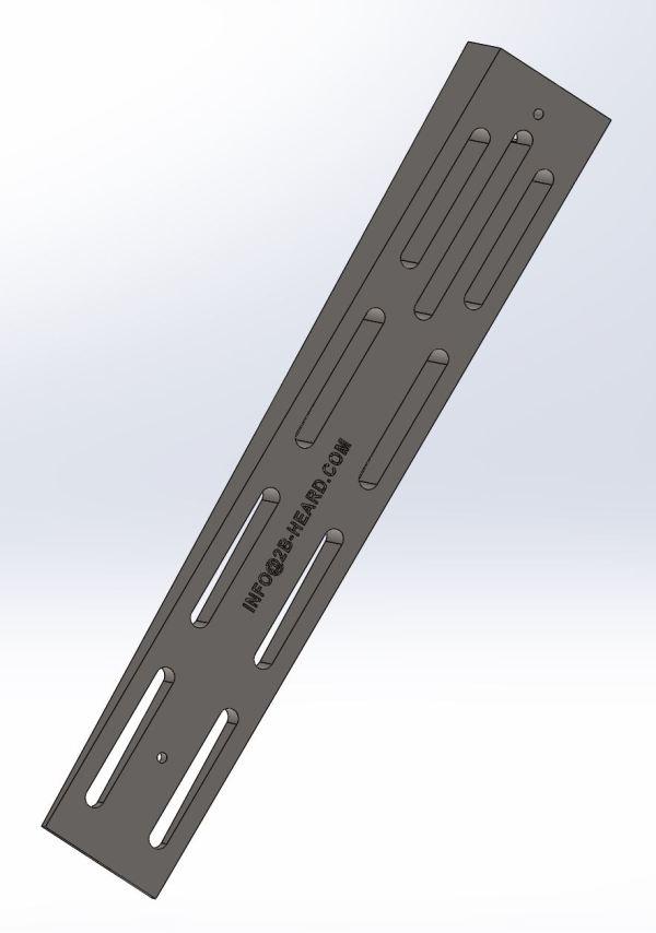 KV25 1 Angle 1 Part Bracket