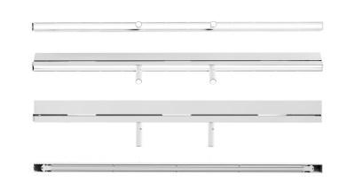 1.2-meter line of warm, homogeneous linear LED lights