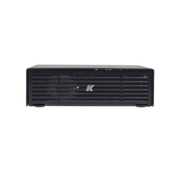 K-ARRAY Kommander KA02 AMPLIFIER FRONT VIEW
