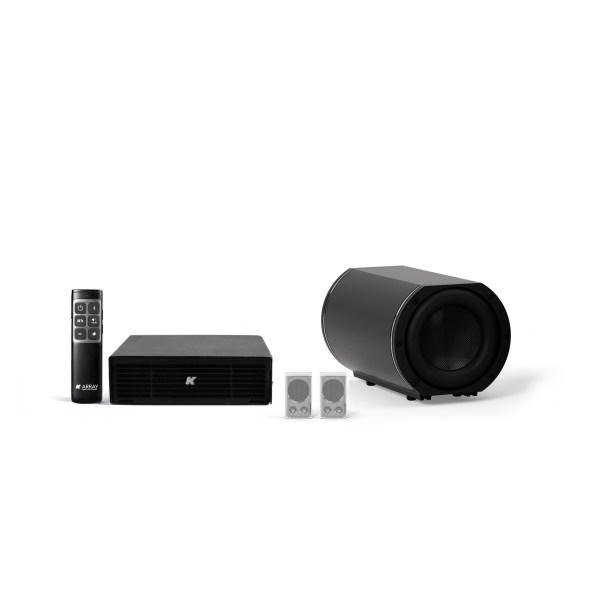 K-ARRAY AZIMUT KAMUT2L1 Discreet audio system steel