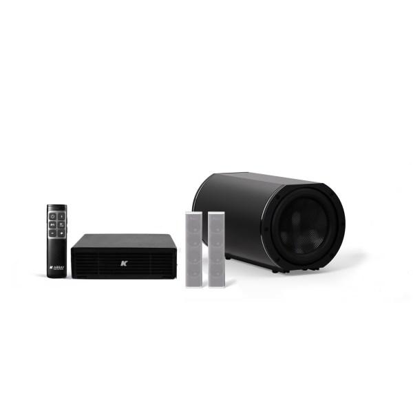 K-ARRAY AZIMUT KAMUT2L14 Discreet Home audio solution white
