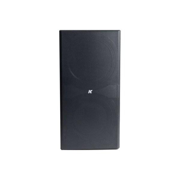 K-array full-range speaker stainless steel compact speaker