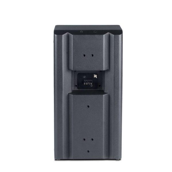 Stainless steel full-range speaker compact speaker