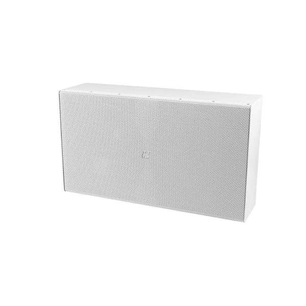 K-array Rumble KU210 subwoofer white angle