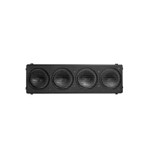 K-ARRAY Firenze KH7 compact loudspeaker front facing horizontal view