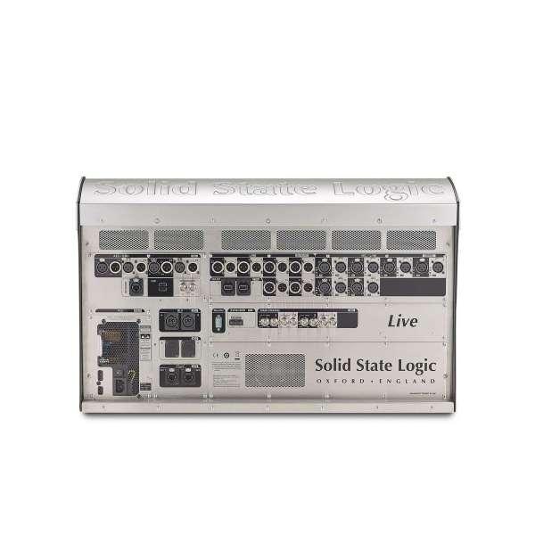 Solid State Logic Live L100 Rear