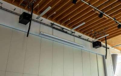 K-array Audio installation UK