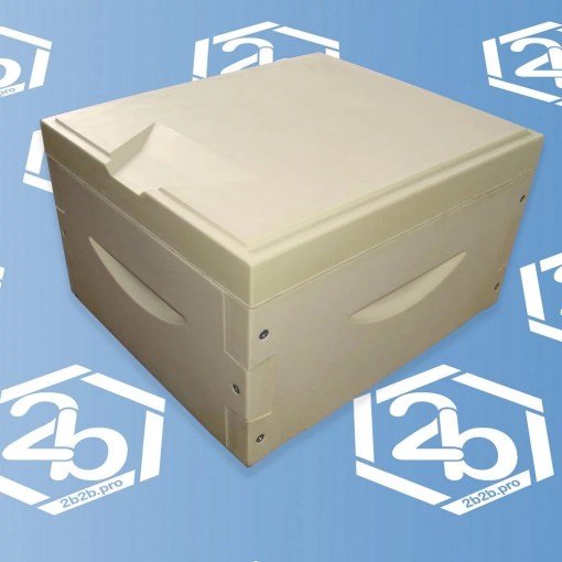 плоская крышка 10, низкая крышка, низкая крыша ппу, крыша без вентиляции, крышка ппу, крышка улья, крыша улья, крышка для улья Аргон, крыша Аргон 10 рамок