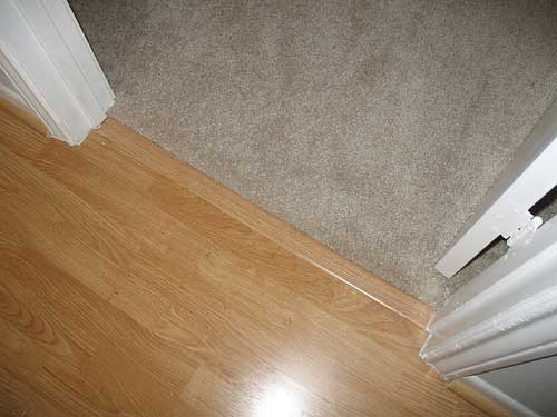 Laminate Flooring vs. Carpet
