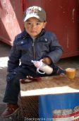 Tibetan kid