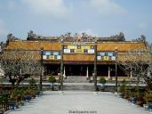 The imperial capital of Hue and its Citadel