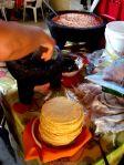 Tortillas handmade - Queretaro, Mexico