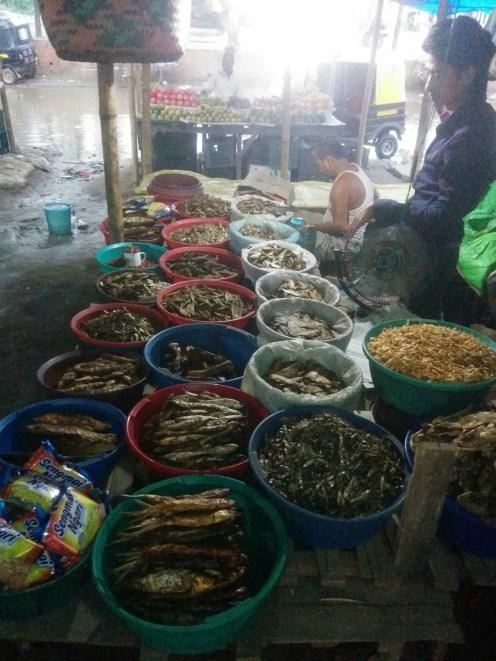 Dried Fish, Nagaland
