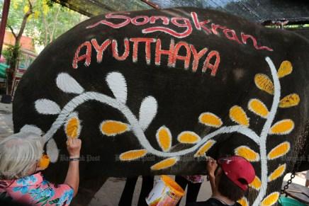songkran-elephants