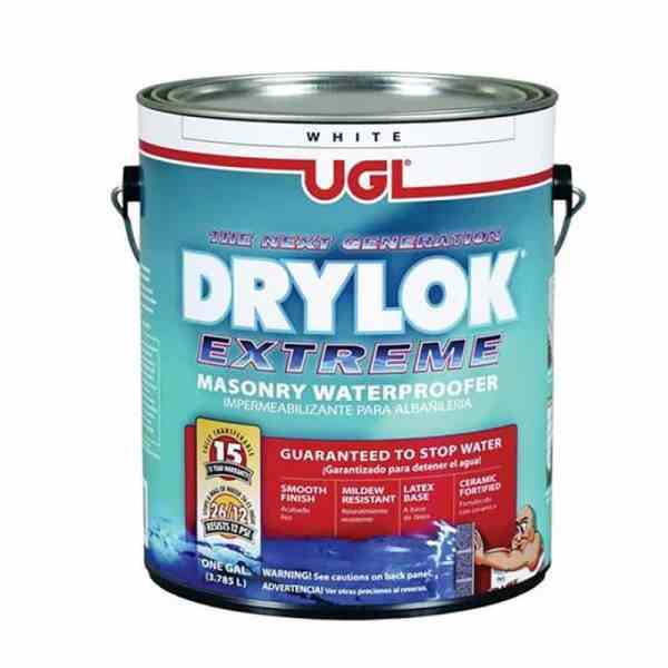 Basement Wall Waterproofing Paint