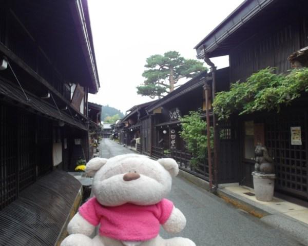 2bearbear @ Takayama Edo-Period Streets