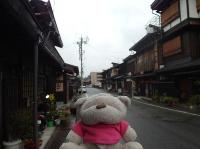 Takayama Old Streets from Edo Period
