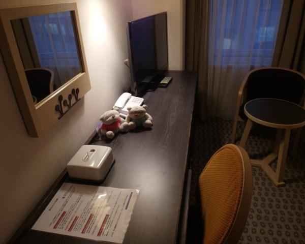 TV Nagoya Montblanc Hotel