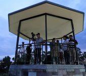 Viewing Pavilion Mount Coot-tha