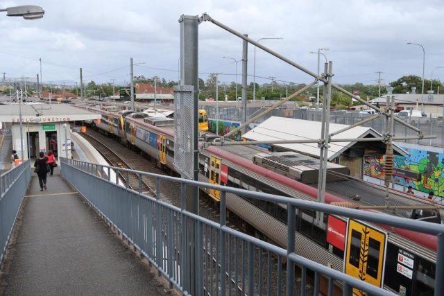 Eagle Junction Station Brisbane