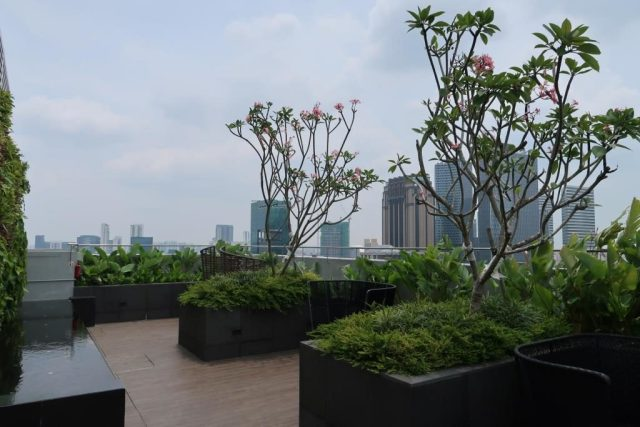 IMG 1257 1024x683 Mercure Singapore Bugis Staycation: Executive Loft Room Review!
